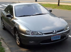 Peugeot 406 in the USA by PeugeotUSA