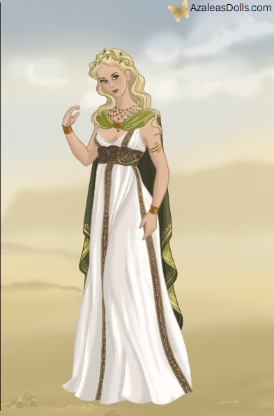 Eowyn of Rohan by ElawenAltariel