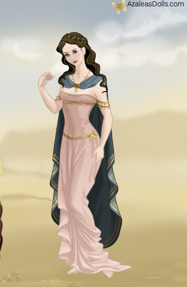 Arwen of Rivendell by ElawenAltariel