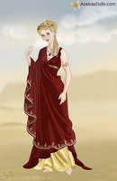 Indis of Aman by ElawenAltariel