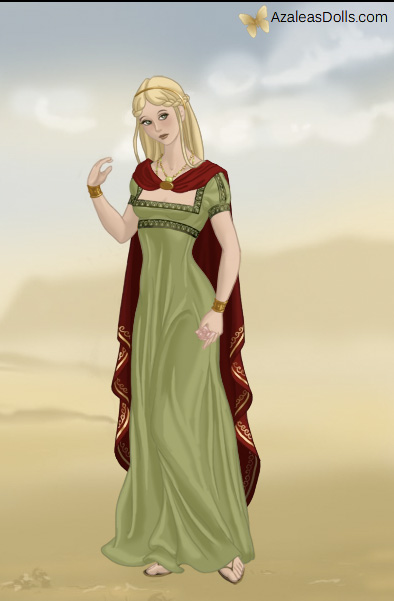 Gloredhel of Beleriand by ElawenAltariel