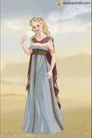 Urwen Lalaith of Dor Lomin by ElawenAltariel