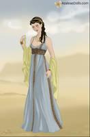 Erendis of Numenor by ElawenAltariel