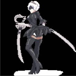 Pixel Art 2b