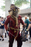 scarecrow at otakon