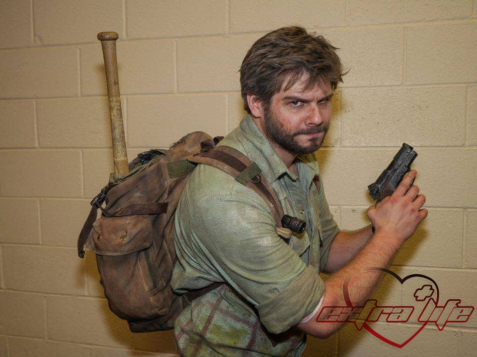 Joel Cosplay by RabbitMeatVendor