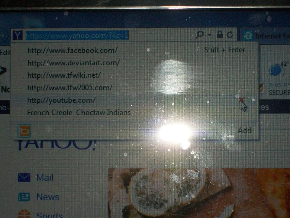Internet Explorer issues by Daniel-Eggman