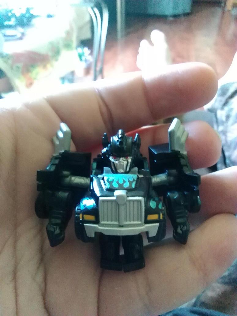 Q Transformers AOE Nemesis Prime by Daniel-Eggman