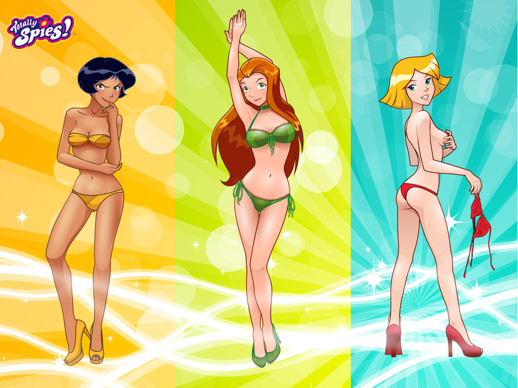 Totally Spies Sexy 38