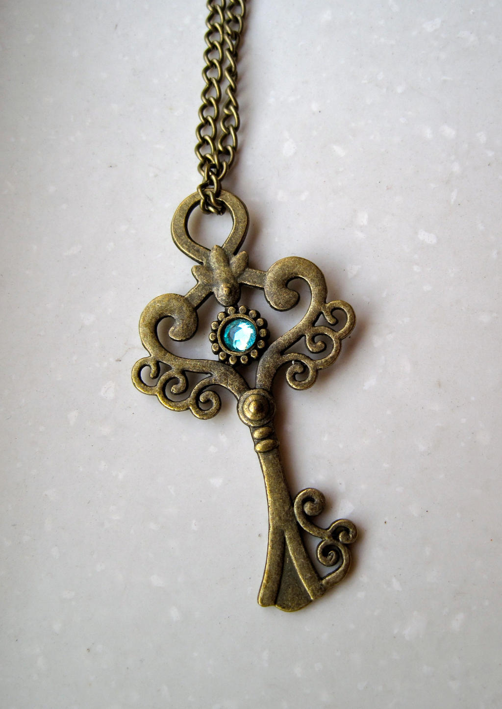 antique key necklace by nobody426 on deviantart