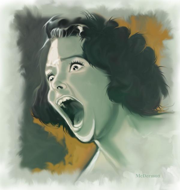 shes a screamer