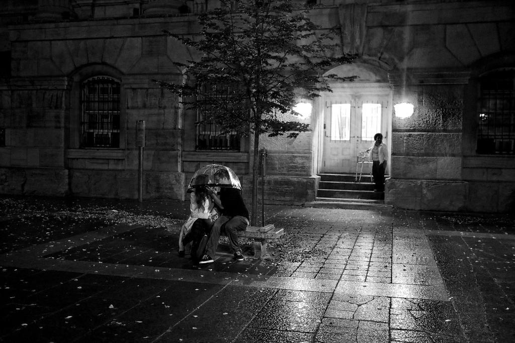 Love Under Rain by ZiaulKareem on DeviantArt