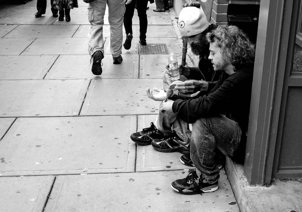 Homeless Bird by ZiaulKareem