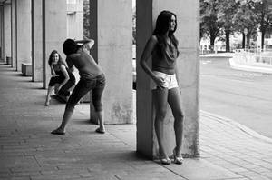 Who's got the best shot? by ZiaulKareem