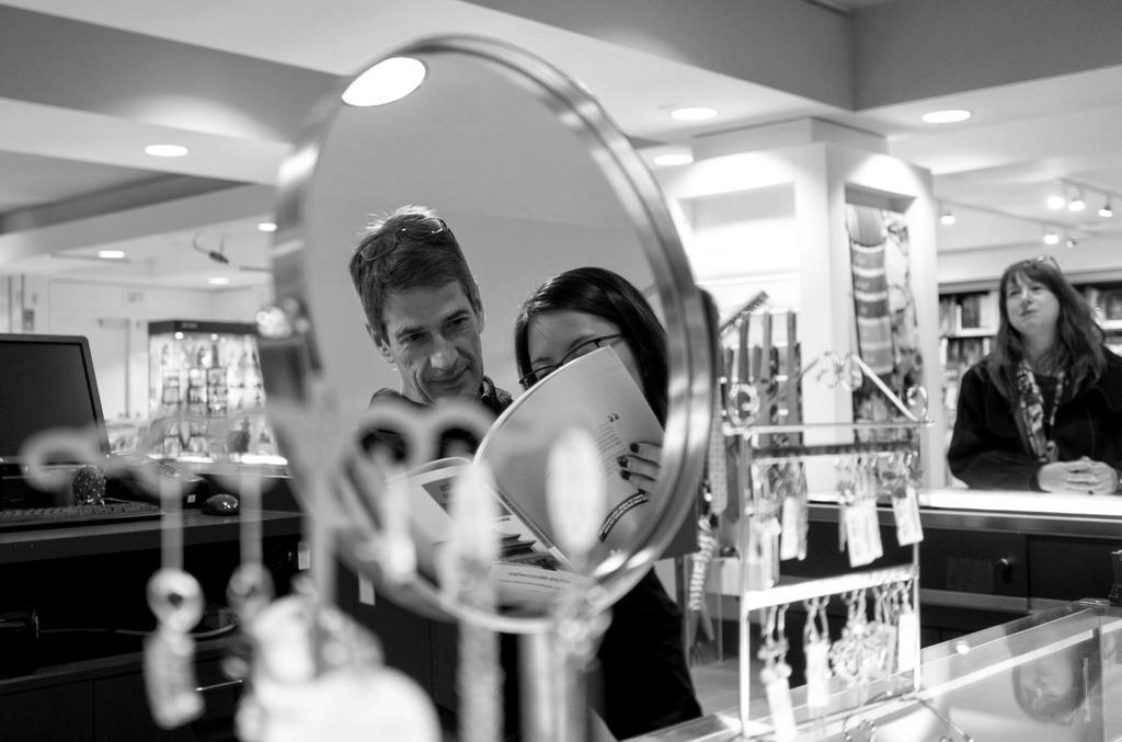Mirror II by ZiaulKareem