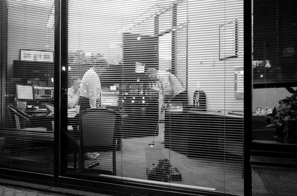 Office Golf by ZiaulKareem