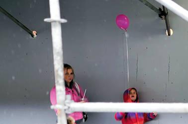 Love is a Pink Balloon by ZiaulKareem