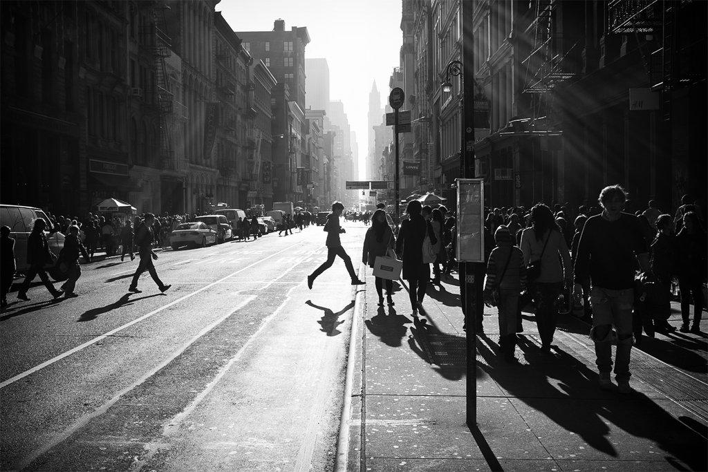 Lower Broadway By Photocolo-d5nnnnj by ZiaulKareem
