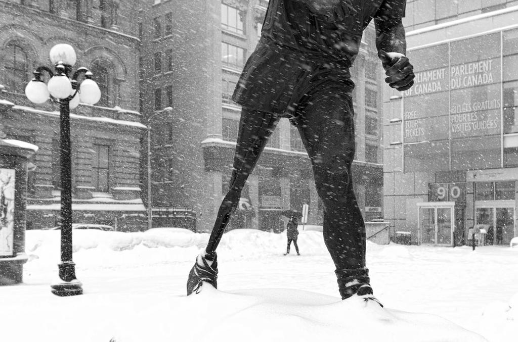 Snowstorm by ZiaulKareem