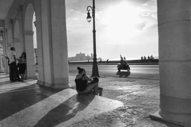 An Evening in Havana by ZiaulKareem