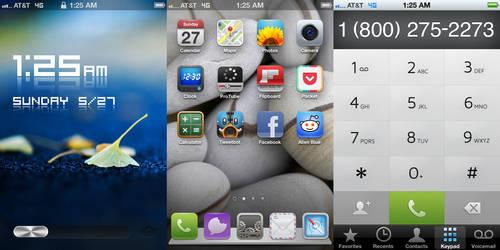 First iOS 5.1.1 Screenshot