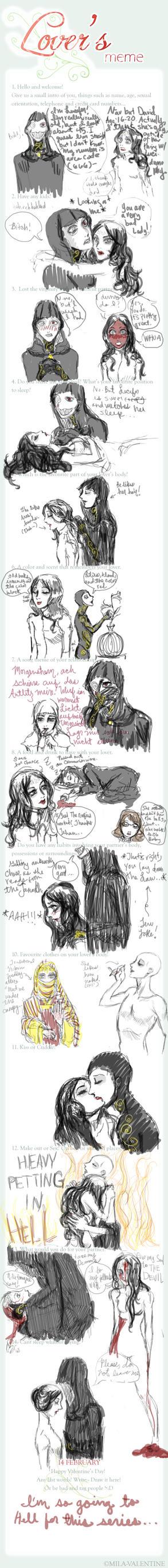 Lover's Meme by Gabzies
