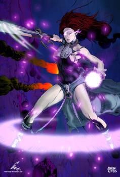 Astrid Spell Sword
