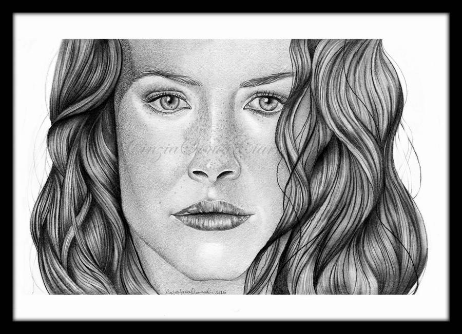Evangeline Lilly by CinziaSonia87