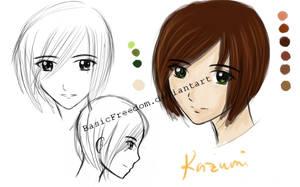 Kazumicolors by BasicFreedom