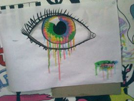 Lagrimas de color by TushistoriaS2