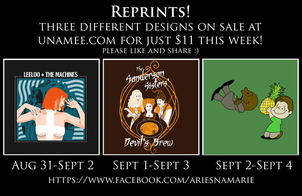 Labor Day Weekend Sale by AriesNamarie