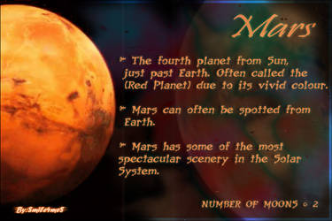 :: Mars :: by smile4mes