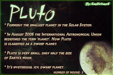 :: Pluto :: by smile4mes