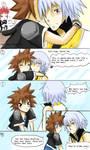 Sora Hugs Denied: 3Ds