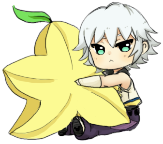 Riku and Papou Fruit by TouchMySitar