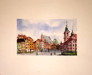 Warsaw Watercolour
