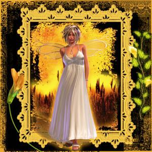 Wheat angel