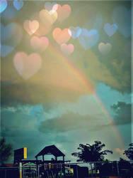 A Rainbow Kind of Day