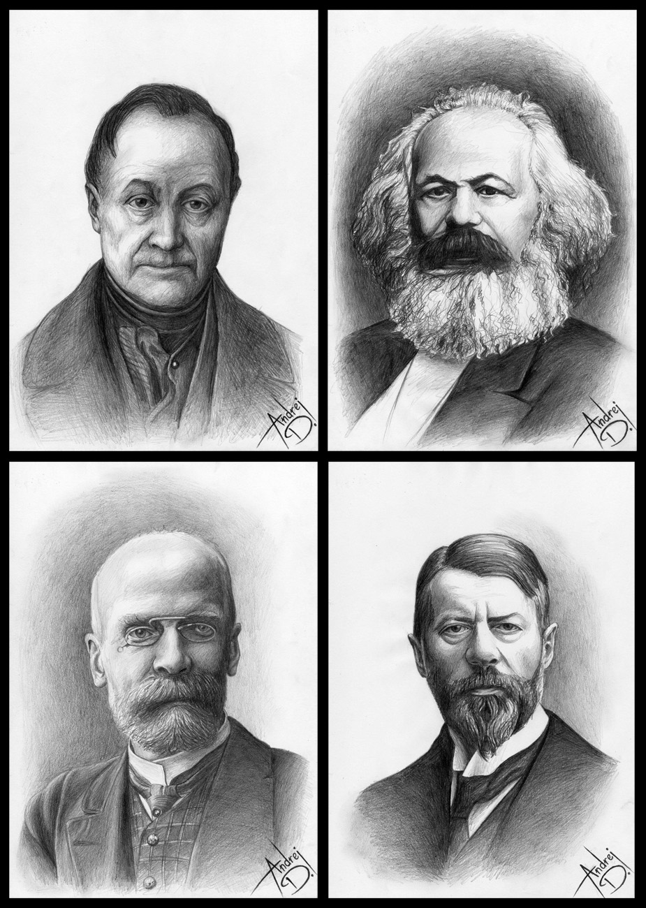 karl marx vs max weber Karl marx and max weber offer two very different but valid approaches to social class in modern capitalist society in a capitalist society the private ownership of the means of production.
