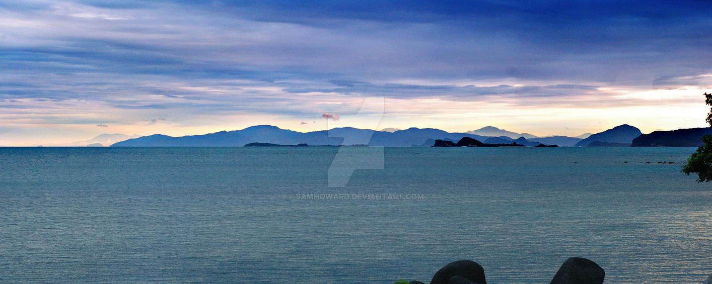 Sunrise in Koh Samui by samhoward on DeviantArt