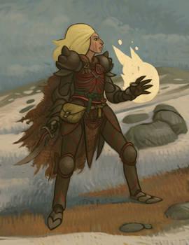 Daedric Armour