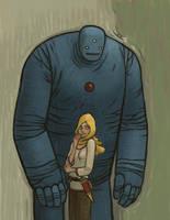 Golem by atomicman