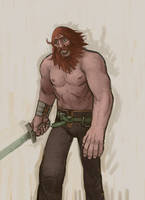 Barbarian by atomicman