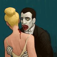 Vampire by atomicman