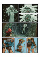 Una The Blade page 3 by atomicman