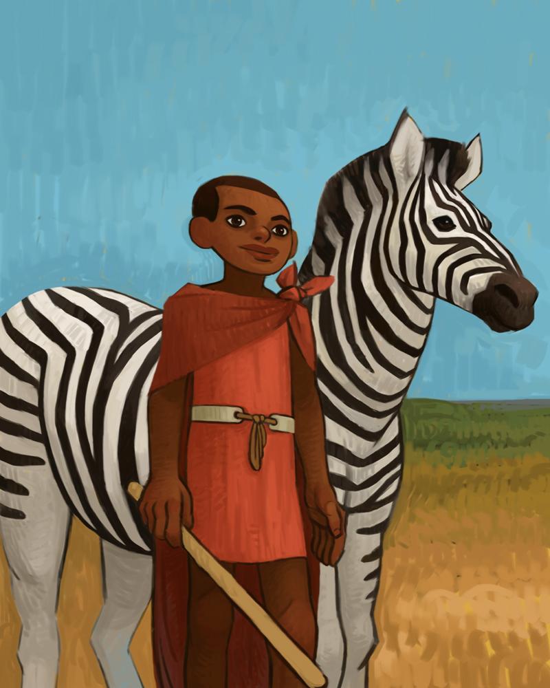 Zebra by atomicman