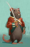 Rat by atomicman