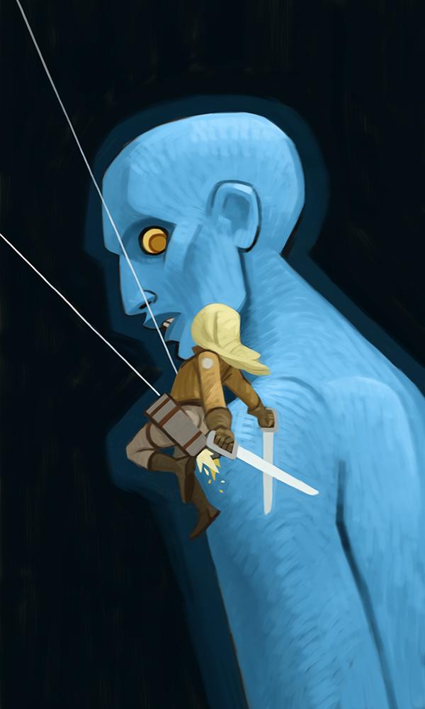 Titan by atomicman