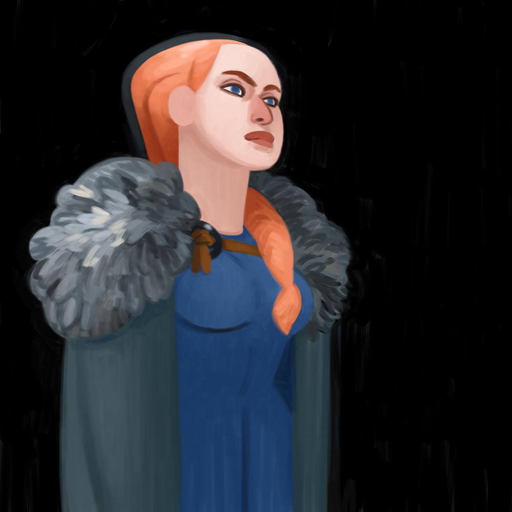 Sansa Stark by atomicman