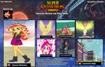 Super Smash Bros. Animated: Sunset Shimmer